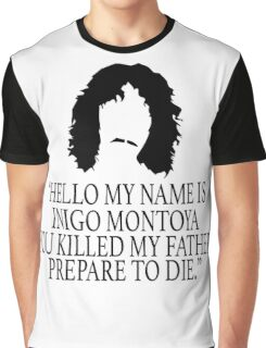 Inigo Montoya - Princess Bride Graphic T-Shirt