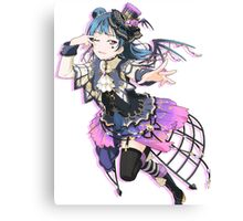 UR : Y0HANE ☠ [idolized] Canvas Print