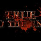 True To The End- Blood Spatter by Natasha C