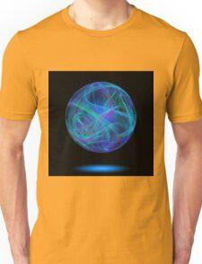 Luminous globe Unisex T-Shirt