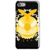 Zap iPhone Case/Skin