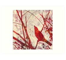 """Song Bird 1"" Art Print"