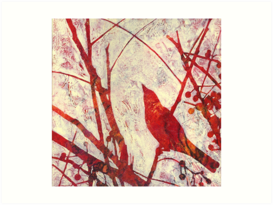 """Song Bird 1"" by Karyn Fendley"