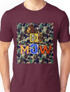 Not/Reverse Bathing Ape MGW Camo Unisex T-Shirt