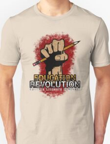 Education Revolution T-Shirt
