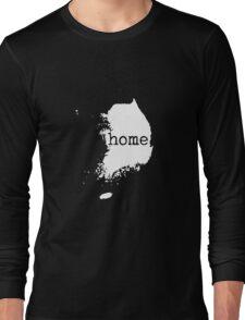 South Korea. Home. Long Sleeve T-Shirt