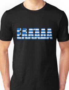 Greece Flag Unisex T-Shirt