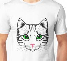 Fierce Cat Unisex T-Shirt