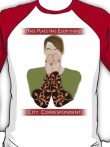 The City Correspondent T-Shirt