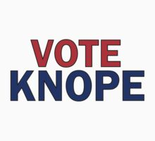 Vote Knope! by kayllisti