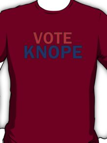 Vote Knope! T-Shirt