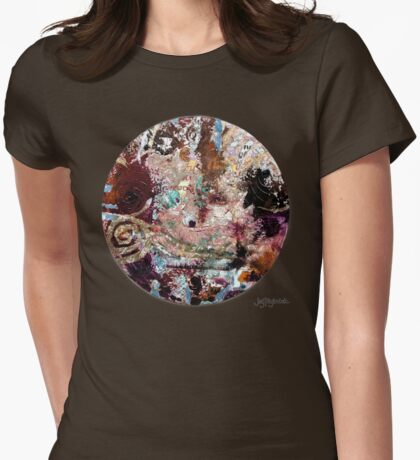 Clarity Womens Fitted T-Shirt