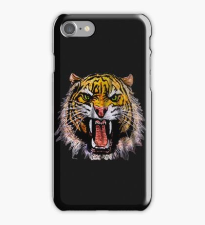 Tekken - Heihachi Tiger iPhone Case/Skin