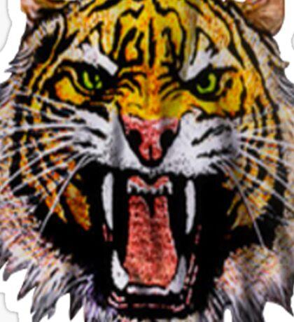 Tekken - Heihachi Tiger Sticker