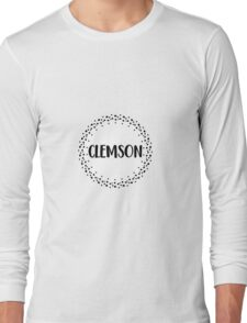 Clemson Long Sleeve T-Shirt