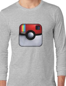 Pokegram - An Instagram & Pokemon Mash App Long Sleeve T-Shirt