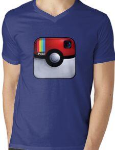 Pokegram - An Instagram & Pokemon Mash App Mens V-Neck T-Shirt