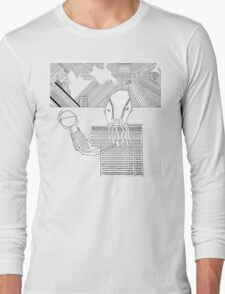 Ood in the Snow Long Sleeve T-Shirt