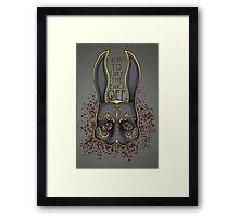 I Want to Take the Ears Off - Bioshock Framed Print
