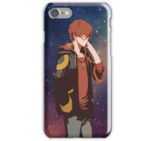 Seven in Space iPhone Case/Skin