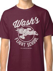 Firefly Wash's Flight School Classic T-Shirt