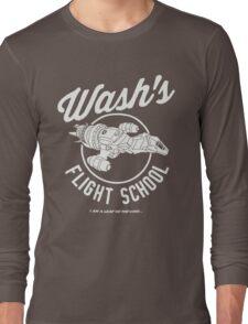 Firefly Wash's Flight School Long Sleeve T-Shirt