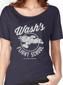 Firefly Wash's Flight School Women's Relaxed Fit T-Shirt