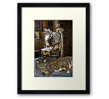 ♚ ♚ ♚(◕‿◕✿)♚ Oh I Just Can't Wait To Be King ♚ ♚ ♚(◕‿◕✿)♚ Framed Print