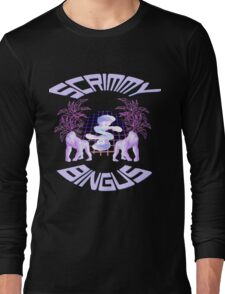 Scrungo  bungo  [SCRIMMY  BINGUS] Long Sleeve T-Shirt