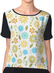 Happy Day - Floral Chiffon Top