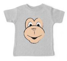 Monkey around Baby Tee