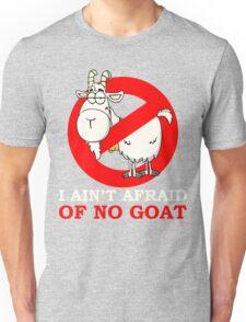 I AIN'T AFRAID OF NO GOAT - BLUE HOODIE Unisex T-Shirt