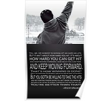 Rocky Balboa Poster Poster