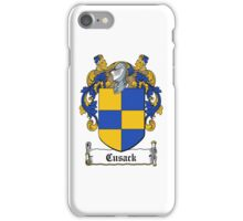 Cusack (Meath) iPhone Case/Skin