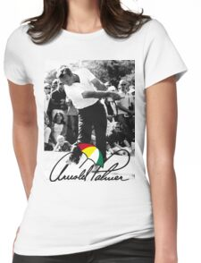 arnold palmer Womens Fitted T-Shirt