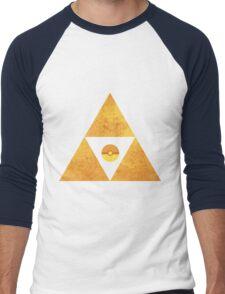 Triforce nintendo Men's Baseball ¾ T-Shirt