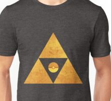 Triforce nintendo Unisex T-Shirt