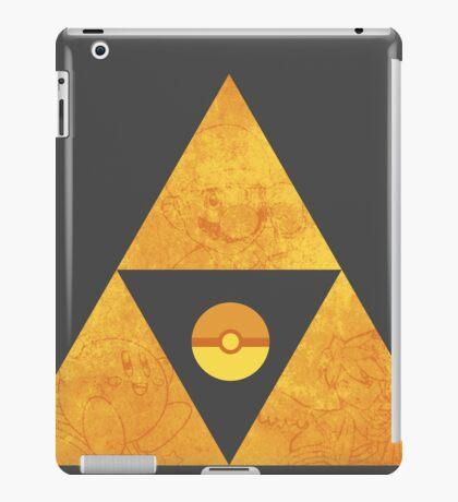 Triforce nintendo iPad Case/Skin