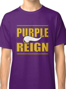 Purple-Reign-Vikings-T-Shirt Classic T-Shirt