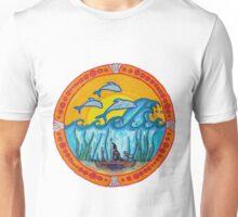 Sea Mandala Unisex T-Shirt