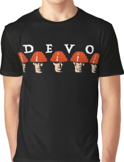 Devo Graphic T-Shirt