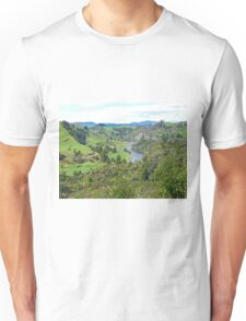 View from Piriaka Lookout Unisex T-Shirt