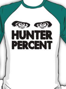 Hunter Percent (Light Version) T-Shirt
