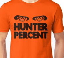 Hunter Percent (Light Version) Unisex T-Shirt