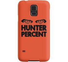 Hunter Percent (Light Version) Samsung Galaxy Case/Skin