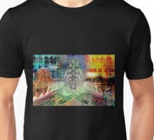 Deep Meditation Unisex T-Shirt