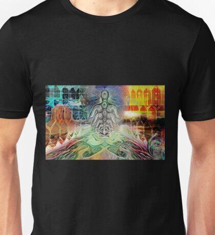 Deep Meditation Unisex T-Shirt