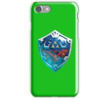 Skyward Sword Shield iPhone Case/Skin