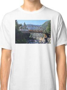 Crossing Over Highway 70 Classic T-Shirt