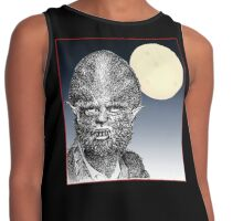 Were there wolf Contrast Tank